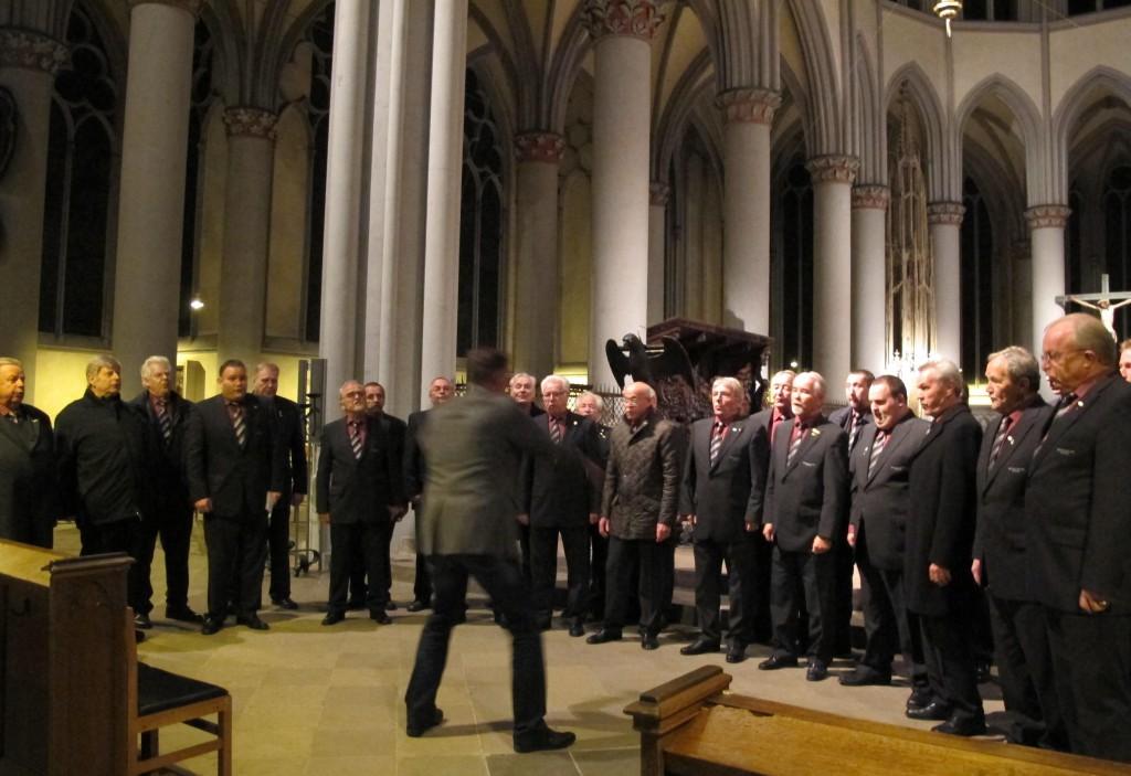 Concordia im Altenberger Dom