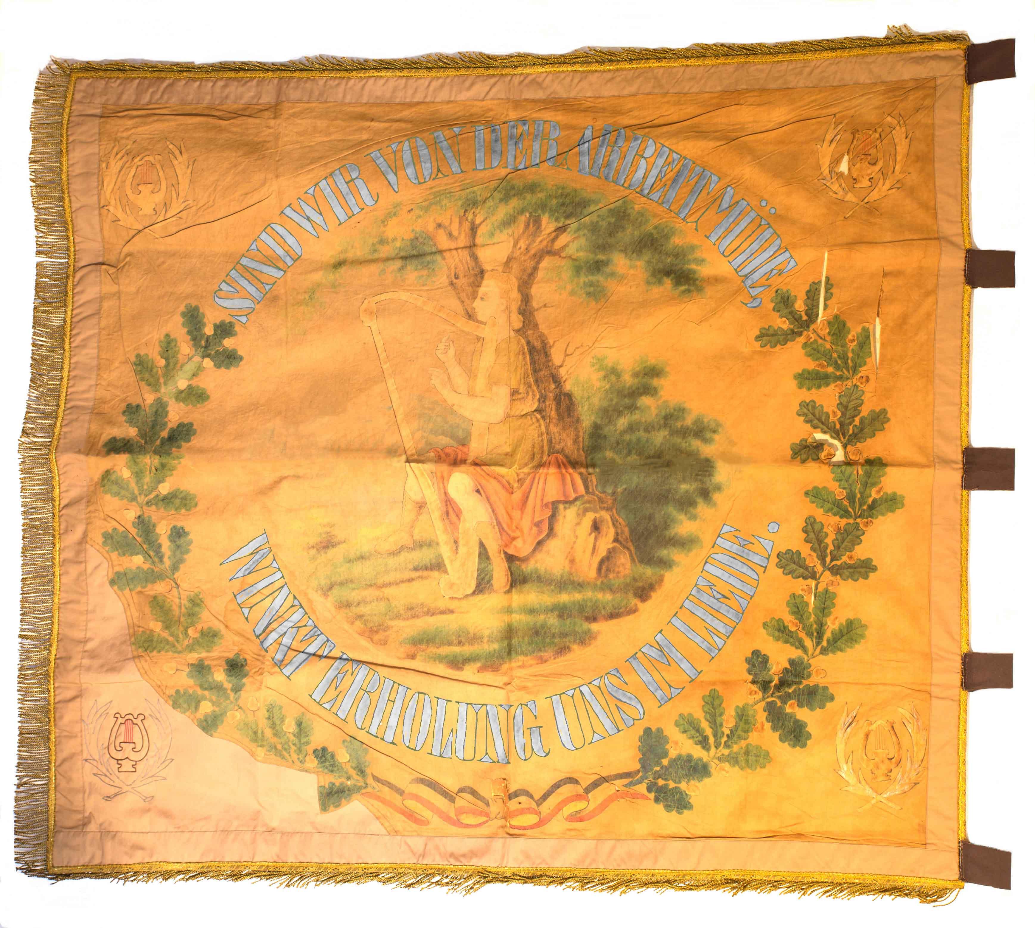 Fahne 1882
