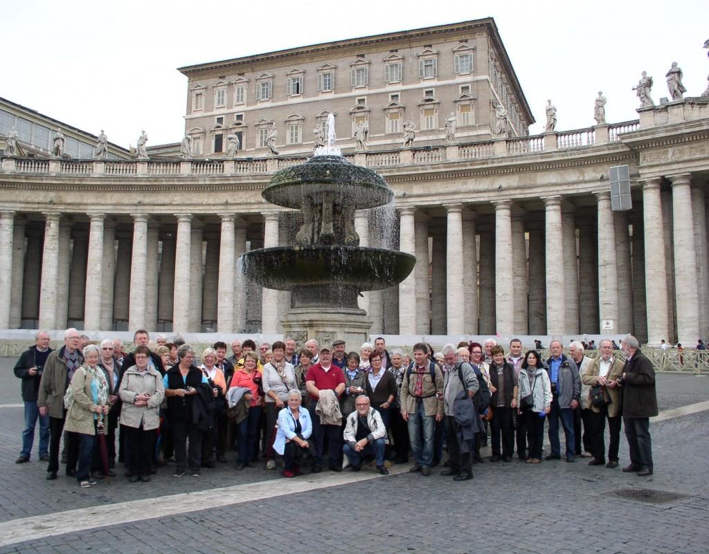 Chorreise Rom 2012