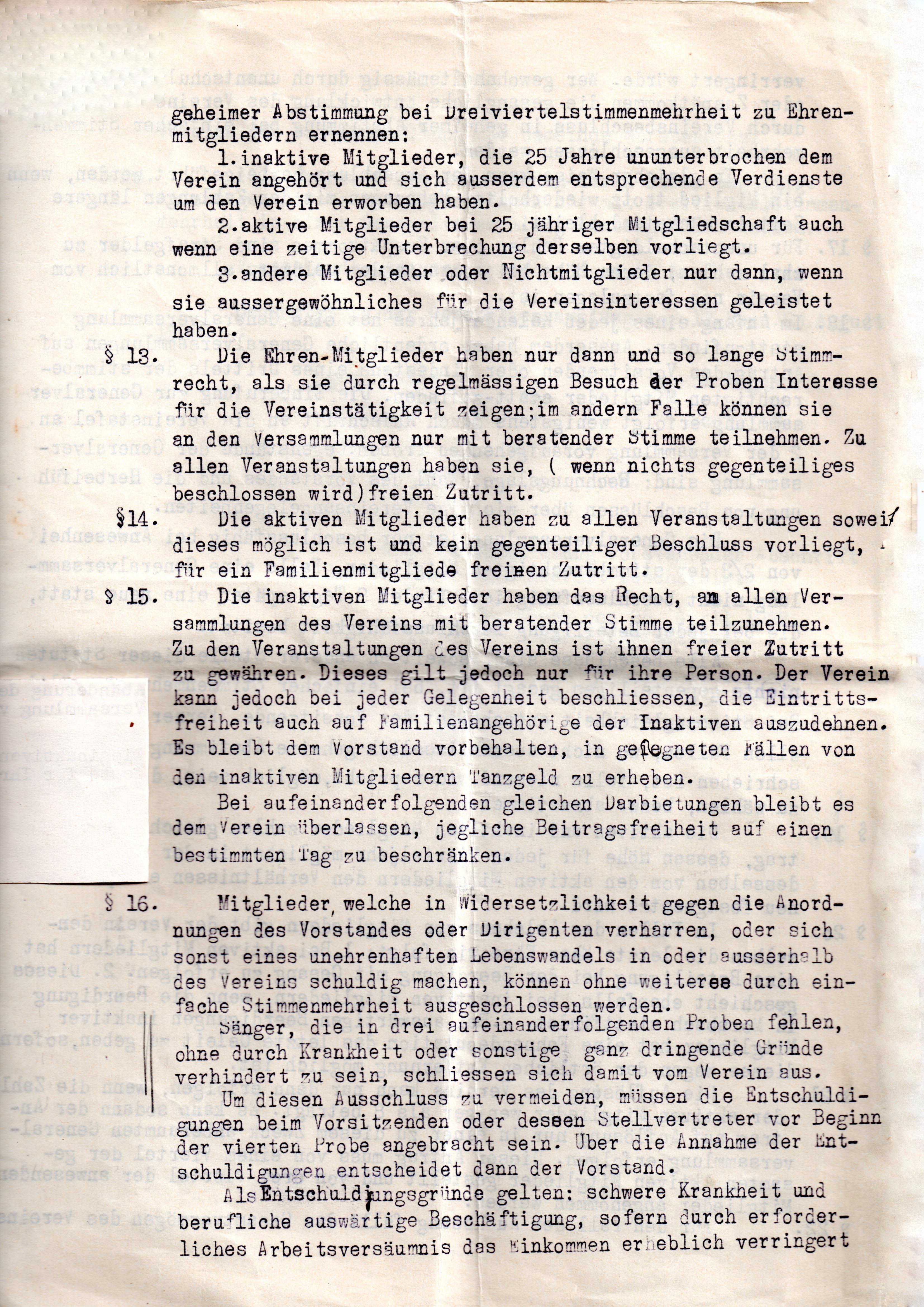 Statuten 1923 Bl. 3